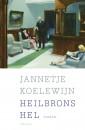 'Heilbrons hel' van Jannetje Koelewijn uitgelicht in DWDD-boekenpanel