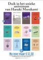 Duik in het unieke universum van Haruki Murakami