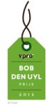 Van der Aa, Krielaars en Lindijer genomineerd voor de VPRO Bob den Uyl Prijs 2015