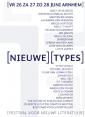 Nieuw literair festival in Arnhem: Nieuwe Types