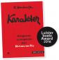 Adriaan van Dis wint Luisterboek Award 2016 met 'Karakter' van F. Bordewijk