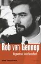 Publiciteit voor de biografie van Rob van Gennep door Geke van der Wal