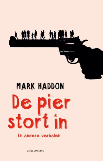 De pier stort in - Mark Haddon