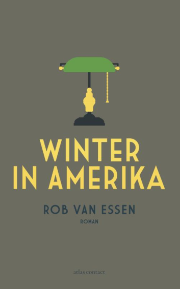 Winter in Amerika - Rob van Essen