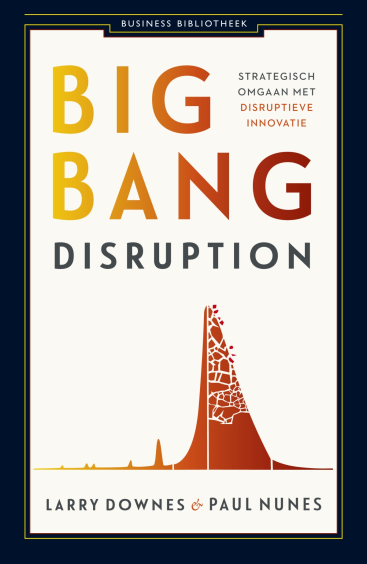 Big bang disruption - Paul Nunes