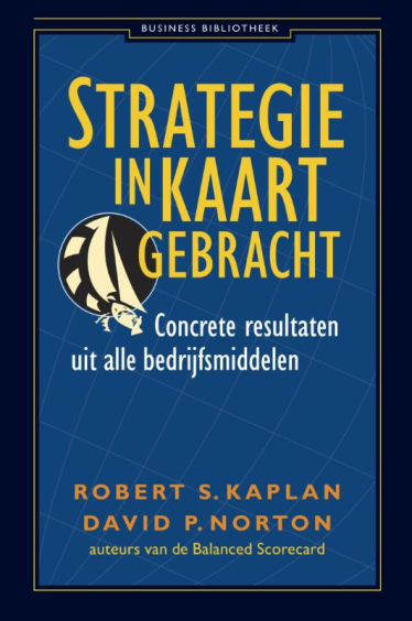 Strategie in kaart gebracht - David P. Norton