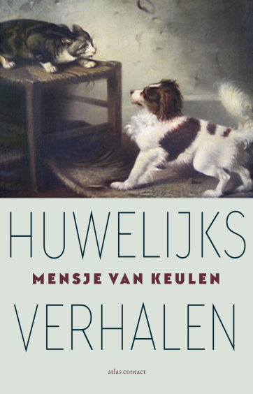 Huwelijksverhalen - Mensje van Keulen