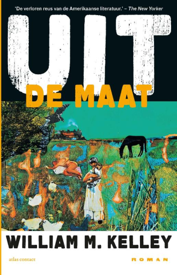 Uit de maat - William M. Kelley