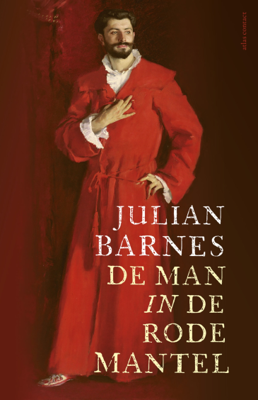 De man in de rode mantel - Julian Barnes