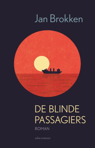 De blinde passagiers - Jan Brokken