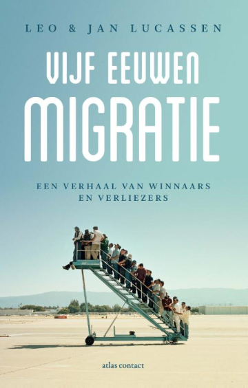 Vijf eeuwen migratie - Jan LucassenLeo Lucassen