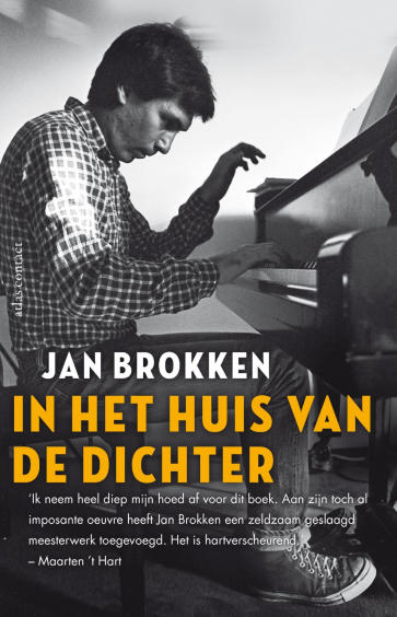 In het huis van de dichter - Jan Brokken