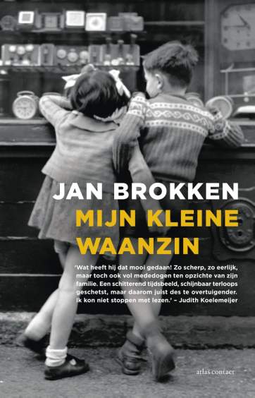 Mijn kleine waanzin - Jan Brokken