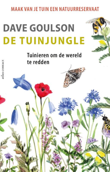 De tuinjungle - Dave Goulson