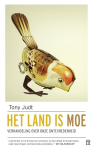 Het land is moe - Tony Judt