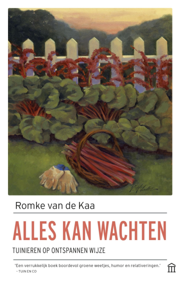Alles kan wachten - Romke van de Kaa