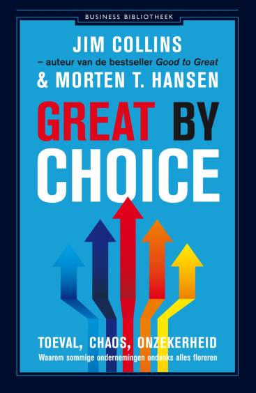 Great by choice - Jim CollinsMorten T. Hansen