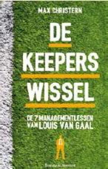 De keeperswissel - Max Christern