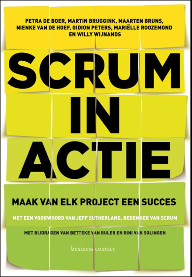 Scrum in actie - Willy Wijnands