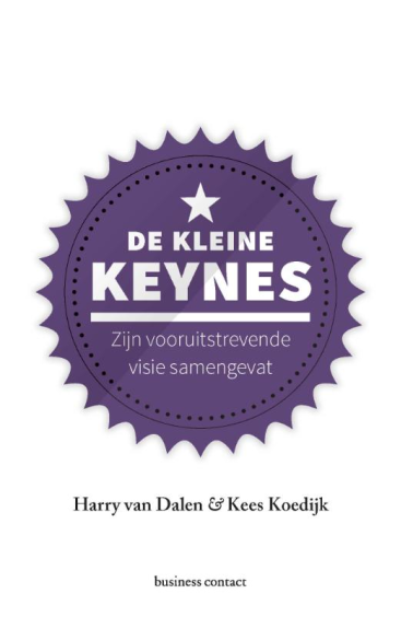De kleine Keynes - Kees KoedijkHarry van Dalen