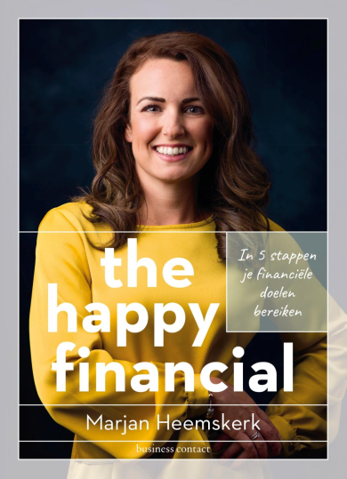 The happy financial - Marjan Heemskerk