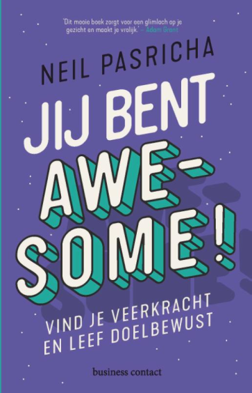 Jij bent awesome - Neil Pasricha